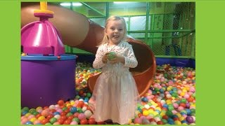 Kongo Žilina - Indoor KIDS playground fun | Emma Timea