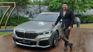 BMW 7 Series 2019 India Walkaround | Hindi | MotorOctane