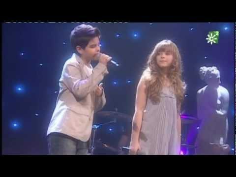 Abraham Mateo & Caroline Costa - Without You  (HD Máxima calidad)