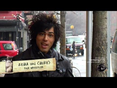 Is ryan from oddities hookup monique