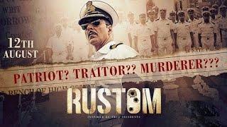 RUSTOM  MOVIE 2016 | Akshay Kumar, Ileana D'Cruz, Esha Gupta | Promotional Event
