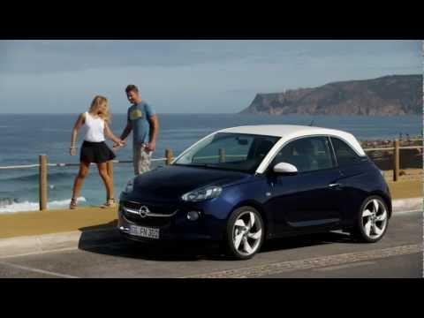 Opel Adam - реклама