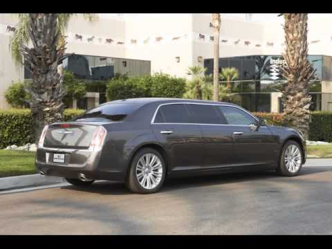 """Chrysler 300 Limousine >> 2013 Chrysler 300C 30""""Stretch CEO Edition Limousine Limo by Quality Coachworks - YouTube"""