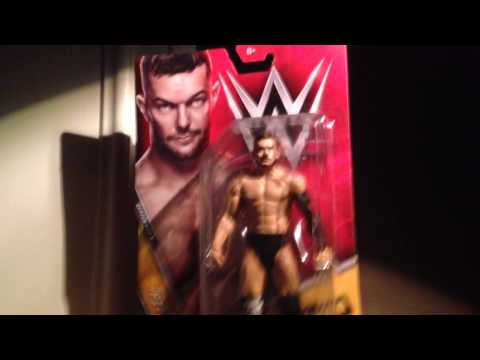 Toy Spot - WWE Basic Series 68 Finn Balor Review