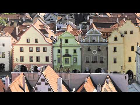Cesky Krumlov  - Czech Republic - UNESCO World Heritage Site