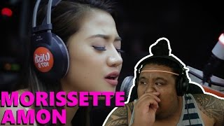 [MUSIC REACTION] Morissette Amon - Secret Love Song LIVE on Wish 107.5 Bus