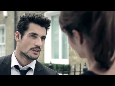 Helena Christensen and David Gandy - Away We Stay