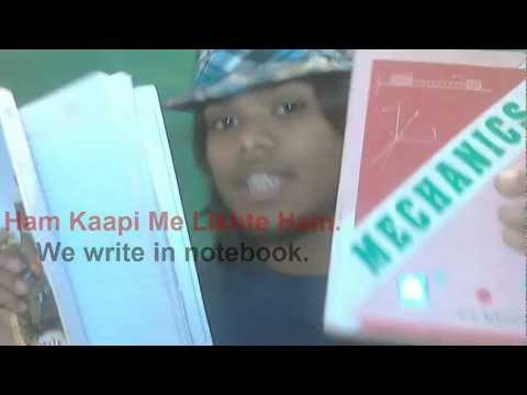 Daily Dose of Hindi || Learn 5 Hindi Vocabulary Everyday || Book & Notebook