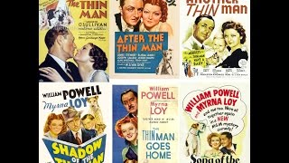 The Thin Man (1957) - Official Trailer