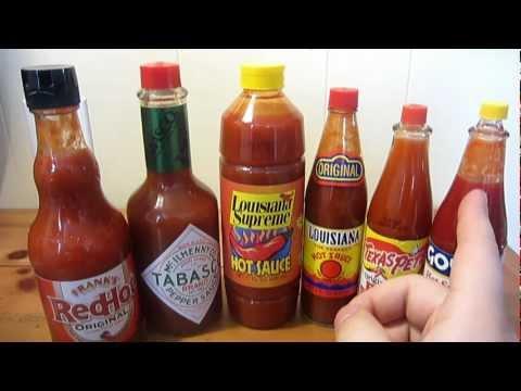 Hot Sauce Review : Six Similar Sizzling Sauces