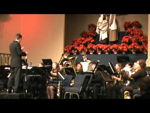 """Carol of the Bells"" by South Greene High School Band"