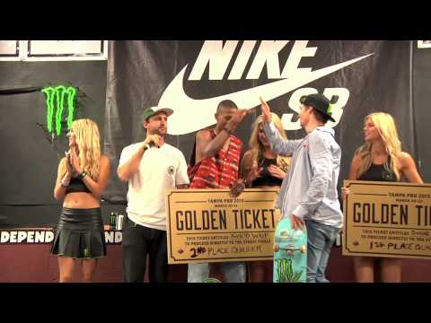 Monster Energy: 2015 Tampa Pro