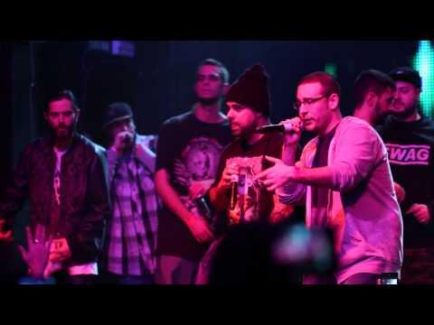 RAYDEN MEDIYAMA & DJ MESH - 23. CREW CUERVOS: LIVERTAD con TOSKO