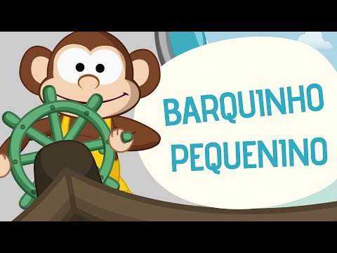 Barquinho Pequenino | Video Musical Infantil | Toobys