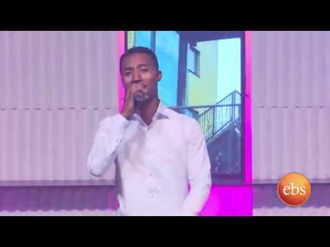 Singer Dana Admasu New Music on Sunday with EBS