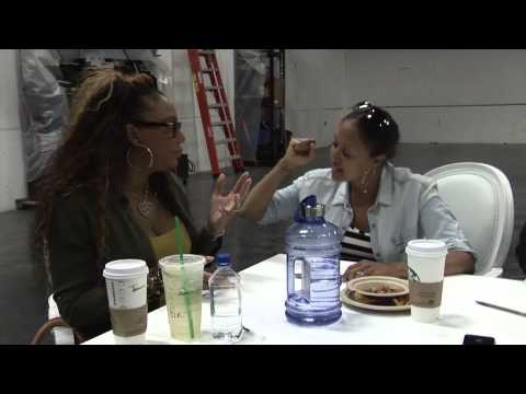 Tamar & Tamera: New Mom Talk video
