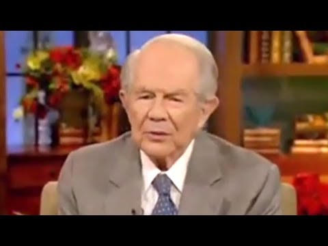 Pat Robertson: Why Pray For Gays? (Transexuals? They're Cool)
