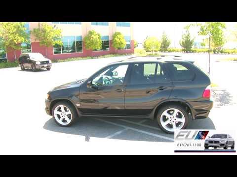 2003 e53 BMW X5 4.6is 4.6 is NAVIGATION NR HEATED STS PDC SHADES EU CALIFORNIA