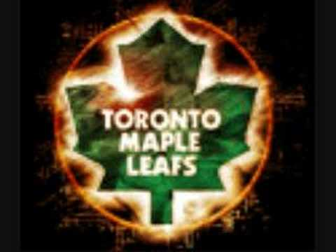 The hockey song by Stompin Tom, a classic canadian country music singer. With a few NHL pictures.