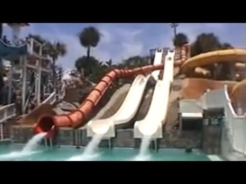 Big Kahuna's Waterpark Destin, Florida