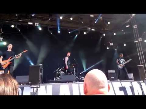 Krokodil - Live @ Tuska Open Air, Helsinki 26.6.2015
