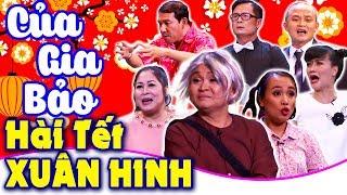 Hài Tết 2019 Xuân Hinh | Của Gia Bảo | Hài Bằng Kiều, Quang Thắng, Vân Dung, Hồng Vân Mới Nhất 2019