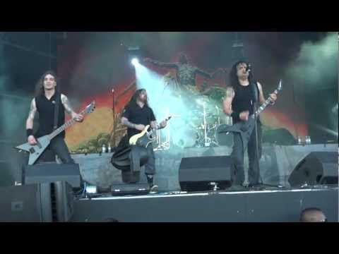 Kreator (With Andreas Kisser) - Live Rock In Rio 2012 Lisboa.MTS