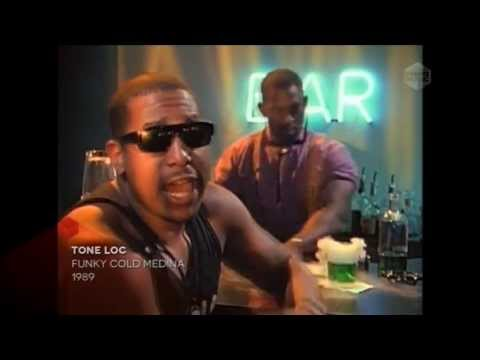 TONE LOC - FUNKY COLD MEDINA (1989 official video HD)