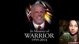 WWE Raw April 14 2014 Ultimate Warrior Tribute Live Commentary