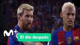 El Día Después (12/09/2016): Tropiezo del FC Barcelona