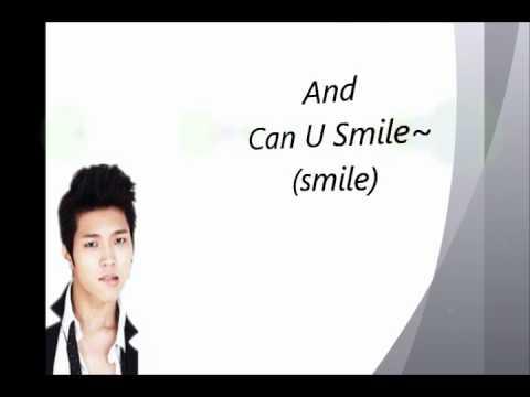 Infinite 인피니트 - Can U Smile (Remake) [EasyRom|Lyrics]