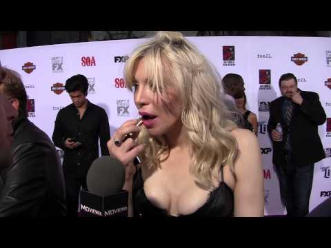 Sons of Anarchy Season 7 Exclusive: Courtney Love