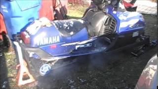 700 SRX Triple Yamaha Where is the snow