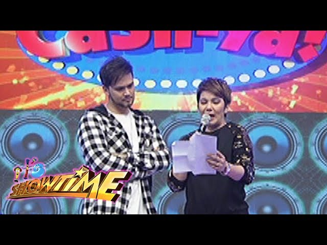 It's Showtime: Team Vice protests against Team Nadine