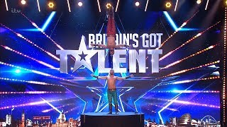 Britain's Got Talent 2019 Verdanyan Brothers Full Audition S13E01