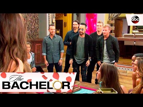 The Backstreet Boys - Surprise The Ladies  - The Bachelor