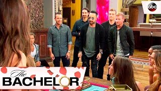 The Backstreet Boys Surprise the Ladies  - The Bachelor