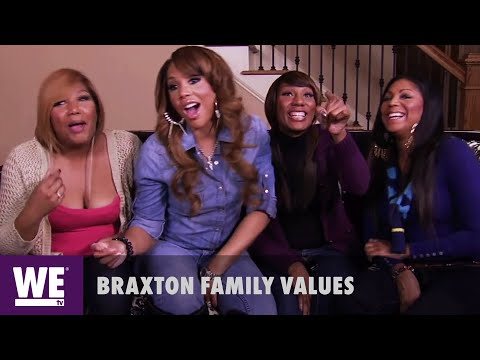 Braxton Family Values | The Baby Daddy Song | WE tv