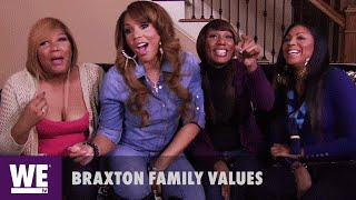 Braxton Family Values - Braxton Family Values: Daddy Song