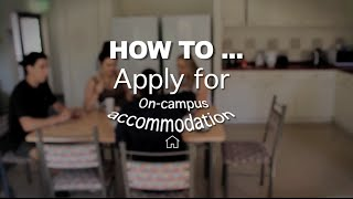 How to apply for on campus accommodation @ Curtin Uni