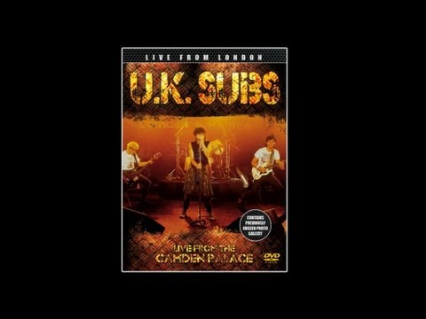 UK Subs - Fear Of Girls