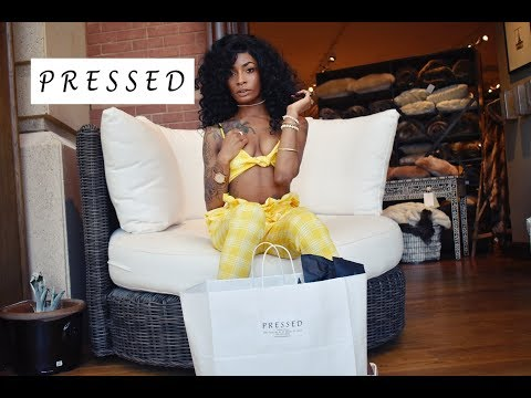 Pressed ATL - Boutique of Rasheeda