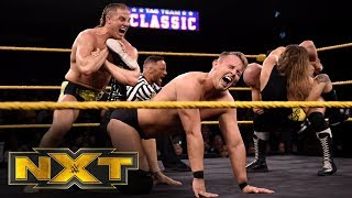Matt Riddle & Pete Dunne vs. Imperium – Dusty Rhodes Classic Semifinal Match: WWE NXT, Jan. 22, 2020