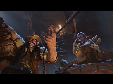 The League of Explorers Cinematic Trailer