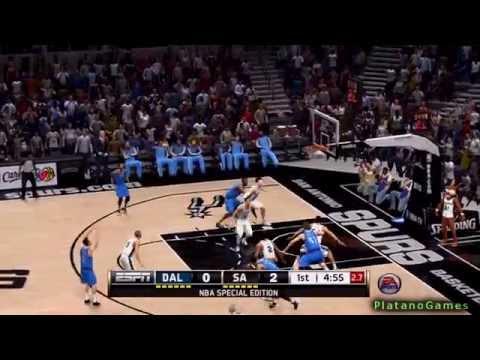 NBA Playoffs - Dallas Mavericks vs San Antonio Spurs - Game 7 - 1st Half - Live 14 - HD