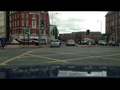 Kingston upon Hull driving