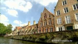 HD TRAVEL:  Belgium: Bruges - SmartTravels with Rudy Maxa