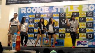 Dance Cover 4minute Remix Crazy + Whatch by R.L.X