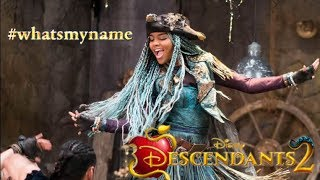 Whats My Name Descendants 2 First 25 Seconds