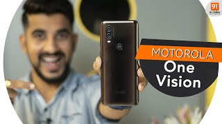 Motorola One Vision: Overview